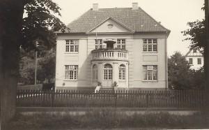 H.C. Schleidt historiske byggerier