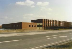 H.C. Schleidt - historiske byggerier